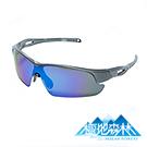 極地森林 TAC寶麗萊偏光鏡片電鍍REVO藍運動太陽眼鏡(7903) - 快速到貨