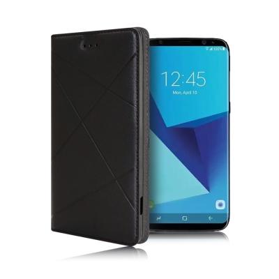 XM Samsung Galaxy S8 渴望完美真皮磁吸皮套