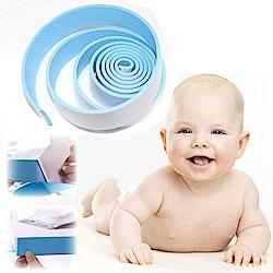 加寬平面防撞條400cm-嬰幼兒安全 薄型自黏式平面防撞護條/防撞泡棉 幼兒老人 止滑