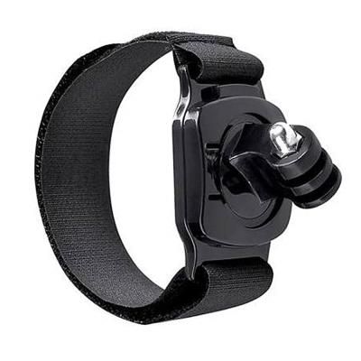 GoPro 專用輕巧魔鬼氈手腕帶 臂帶 可360度旋轉 for HERO4 3+ 3 2