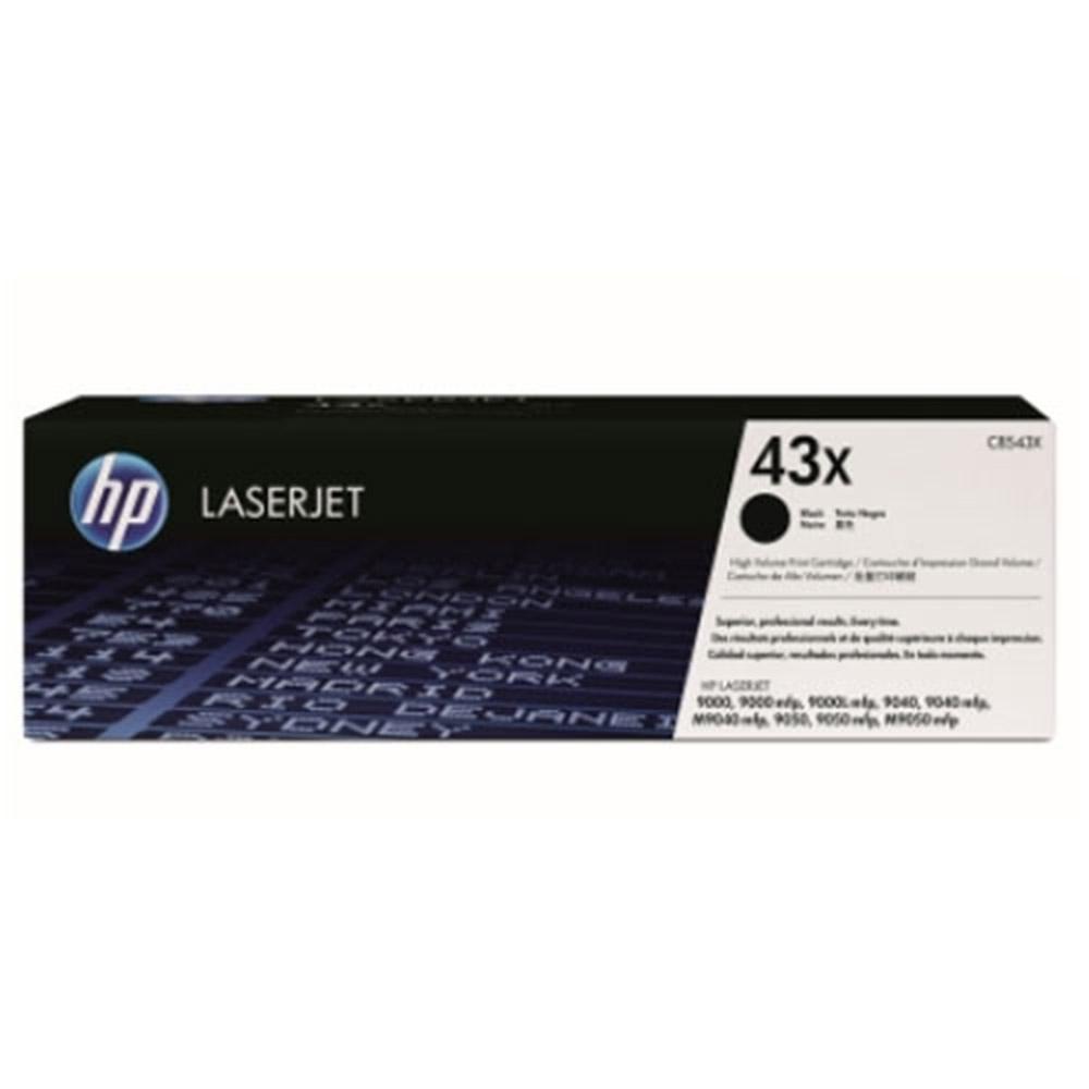 HP C8543X  原廠黑色碳粉匣