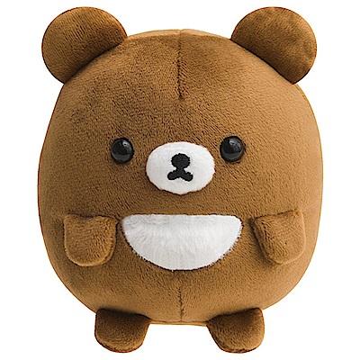 拉拉熊歡樂時光系列丸子QQ公仔。蜂蜜小熊San-X