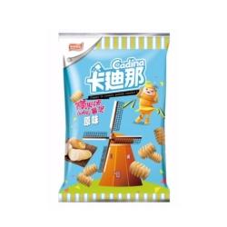 卡迪那 寶卡卡薯堡-原味(33gx12包)