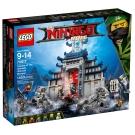 樂高LEGO 旋風忍者系列 - LT70617 忍者終極兵器神殿