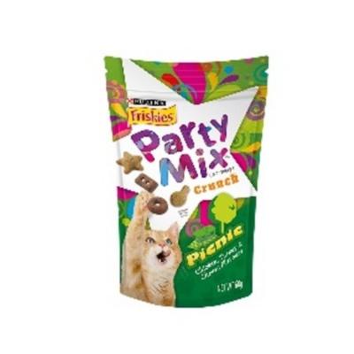 Friskies喜躍 PartyMix 雞肉派對香酥餅《雞肉+火雞肉+起司》60g