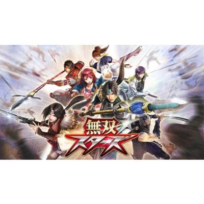 預購-無雙-群星大會串-PS4-亞洲-中文寶箱版