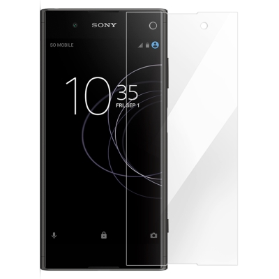 Metal-Slim SONY Xperia XA1 Plus 9H鋼化玻璃保護...