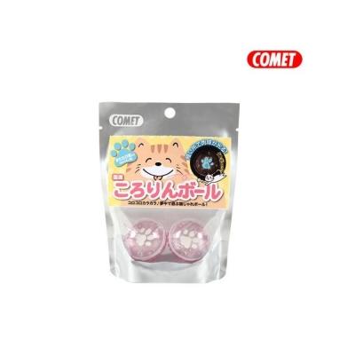 日本COMET 木天蓼玩具 夜光球 (兩入/袋)