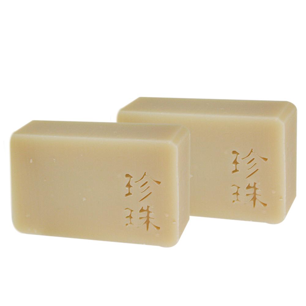 文山手作皂-漢本珍珠(沐浴用)(100g)X2入組