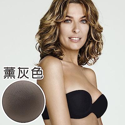 思薇爾 PANS BRA 親薇系列B-D罩無縫內衣(薰灰色)