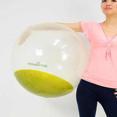 PVC水晶韻律球-急速配