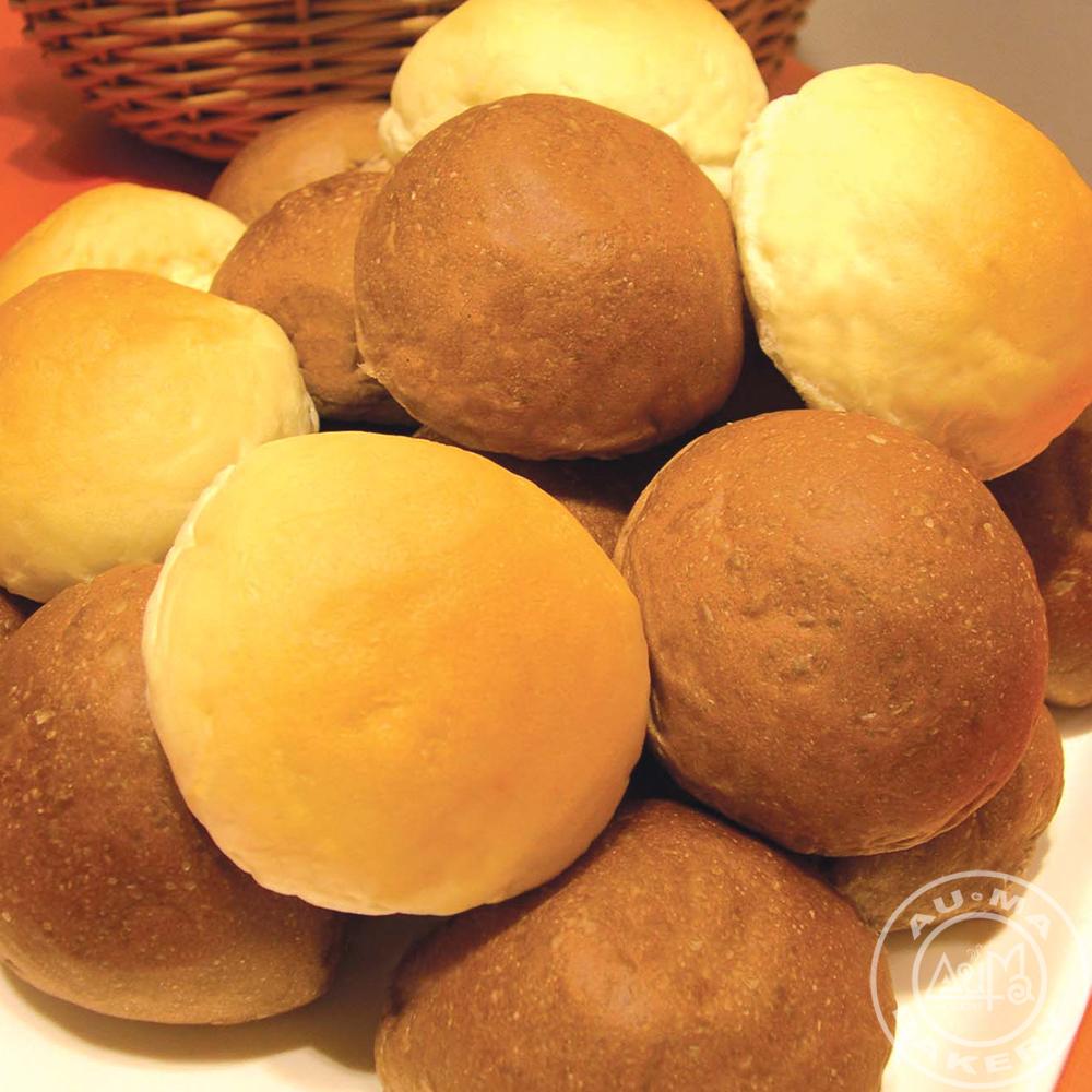 奧瑪爆漿餐包(奶油x60入+巧克力x60入)