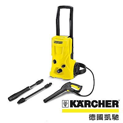 德國凱馳 Karcher 義大利原裝冷水高壓清洗機 K3.500 送超值配件組