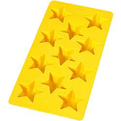 LEKUE 11格星星製冰盒(黃)