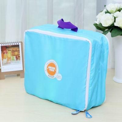 iSFun 旅行專用 雙開衣物盥洗包 三色可選