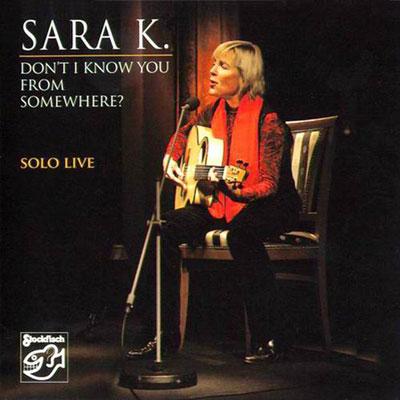 莎拉K. - 似曾相識  CD