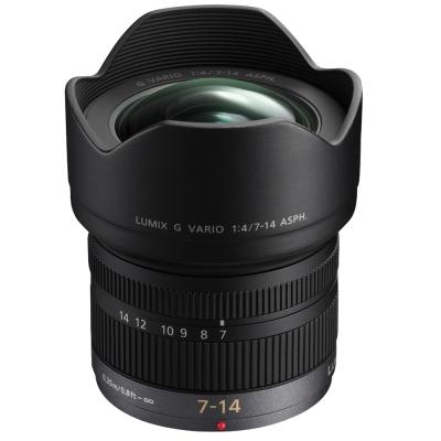 Panasonic VARIO 7-14mm F4.0 ASPH.超廣角變焦鏡(公司貨)