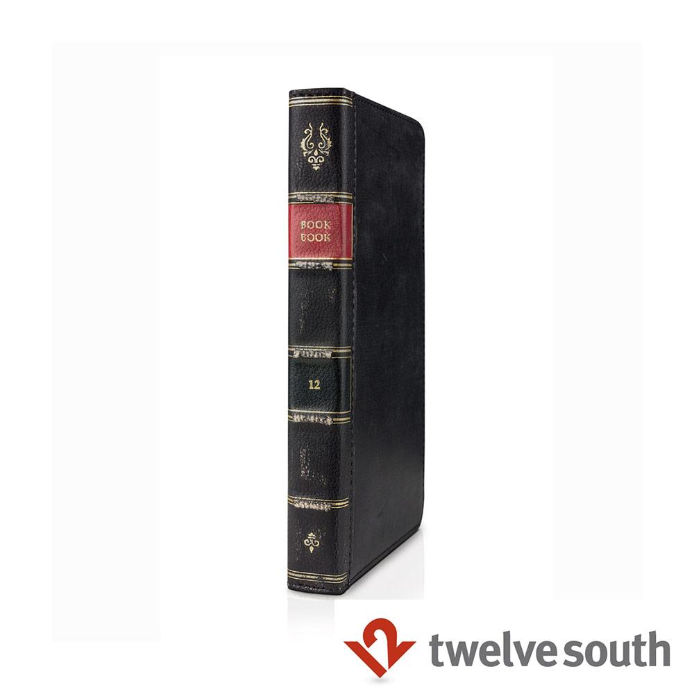 Twelve South BookBook iPhone 6 5.5吋復古書仿舊皮套-黑