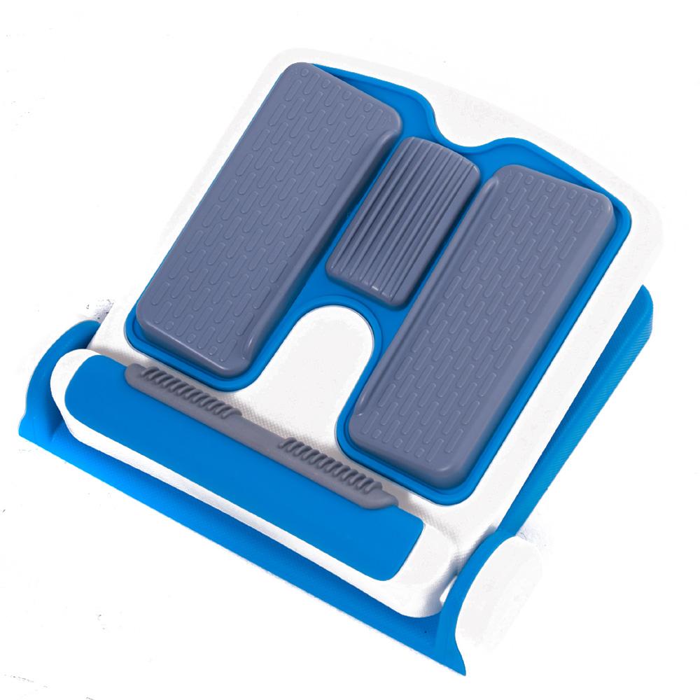 Fun sport  調整型拉筋板(內/外八可自調)送磁石扭盤