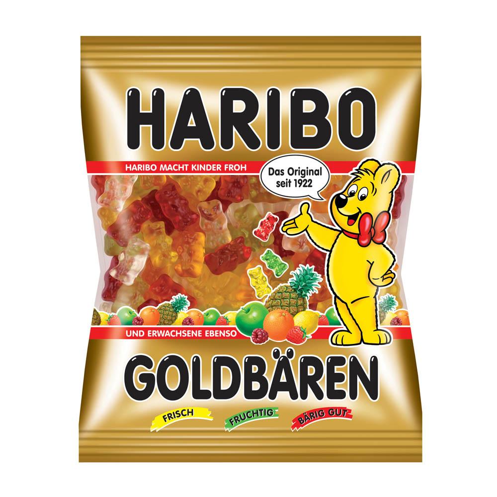 HARIBO哈瑞寶 小熊QQ水果軟糖(200g)