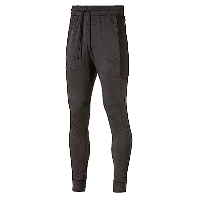 PUMA-男性訓練系列BND長褲-深麻花灰-歐規