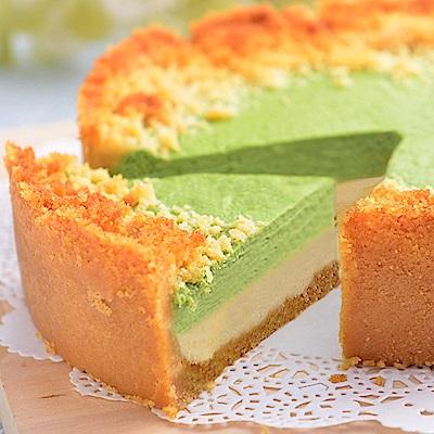 艾波索 抹茶無限乳酪蛋糕(6吋)