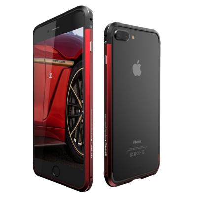 GINMIC 雙色亮劍系列 iPhone 7 (4.7) 航鈦鋁合金邊框