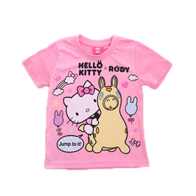 Hello kitty短袖T恤 k50087