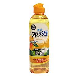 日本第一石鹼 濃縮洗碗精-香橙味250ml/瓶