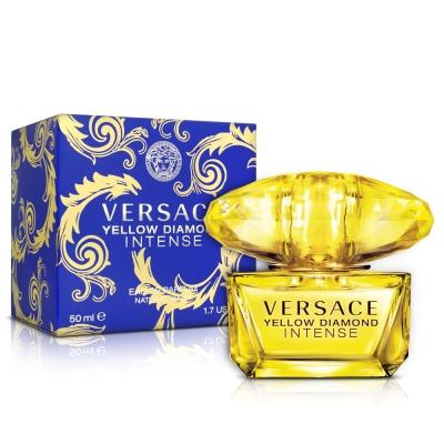 Versace 凡賽斯黃鑽女性淡香精(50ml)