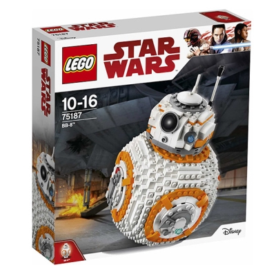 LEGO樂高 電影主題系列 星際大戰 75187 Star Wars BB-8