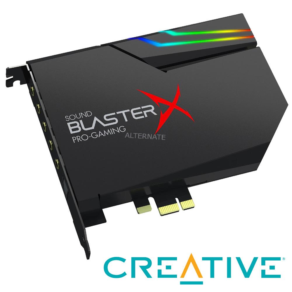Creative Sound BlasterX AE-5 音效卡(PCIE)