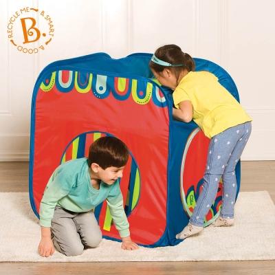 【麗嬰房】美國 B.Toys 鑽洞動(立方空間)