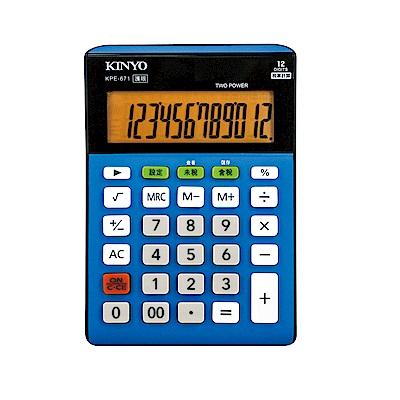 KINYO稅率護眼計算機(KPE-671)