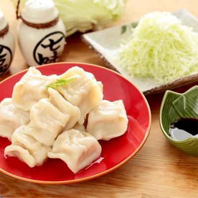 任選_123水餃高麗菜豬肉水餃(20顆/盒)