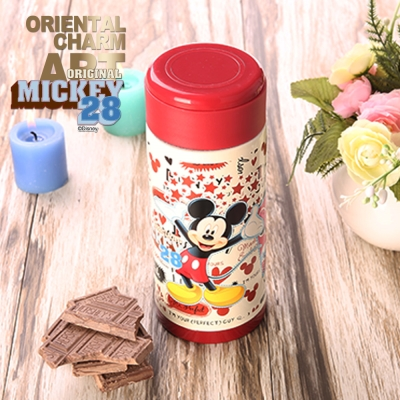 迪士尼Disney 萬花筒#304不鏽鋼真空保溫杯320ml(8H)