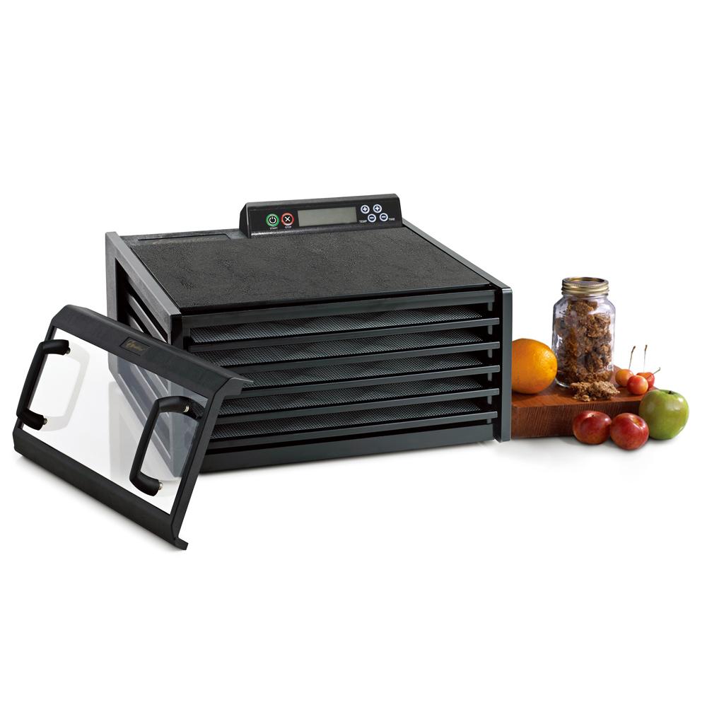 Excalibur伊卡莉柏全營養數位式低溫乾果機-五層黑3548CDB