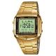 CASIO 數位城市光廊電子數字錶(DB-360G-9A)-金/37.7mm product thumbnail 1