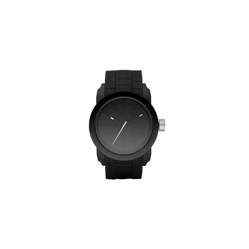 DIESEL 忍者戰將時尚腕錶-IP黑/44mm