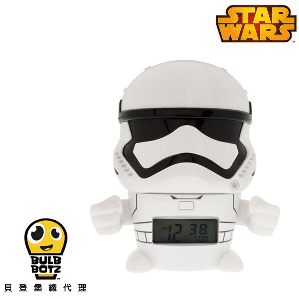 BulbBotz 鬧鐘 Stormtrooper 5.5 inch 白兵 2021371