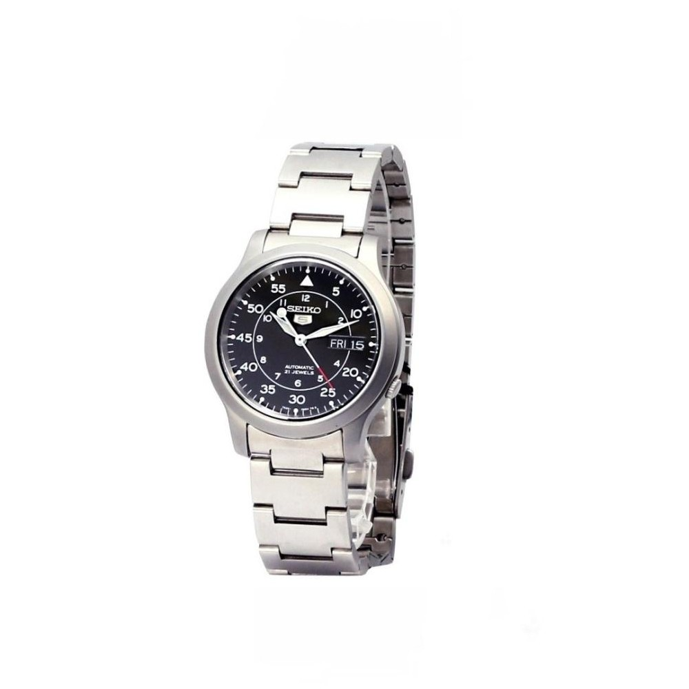 精工Seiko第二代鋼帶軍用機械腕錶(套裝組)