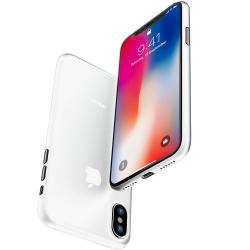 透明殼專家iPhone X 極薄0.35mm 全包覆保護殼