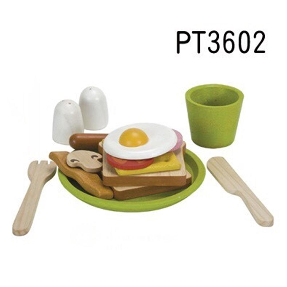 GMP BABY PLAN TOYS營養早餐組1組