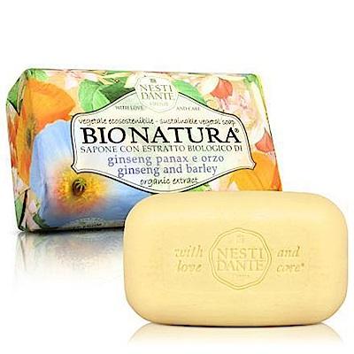 (任選)Nesti Dante 天然純植系列-純植人蔘大麥皂250g