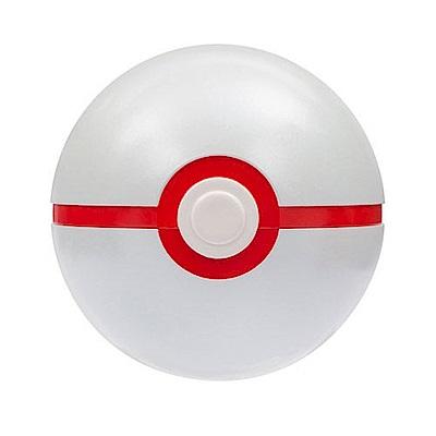 任選Pokemon GO 神奇寶貝EX PCC_92 紀念球_PC11233 (不含人偶)