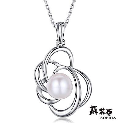 蘇菲亞SOPHIA 珍珠項鍊-伊莉絲系列之二十三珍珠項鍊