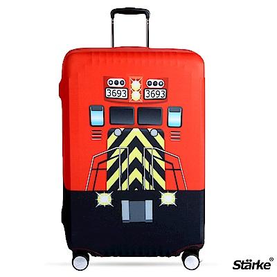 Starke 26-29吋高彈性行李箱套 -快樂火車