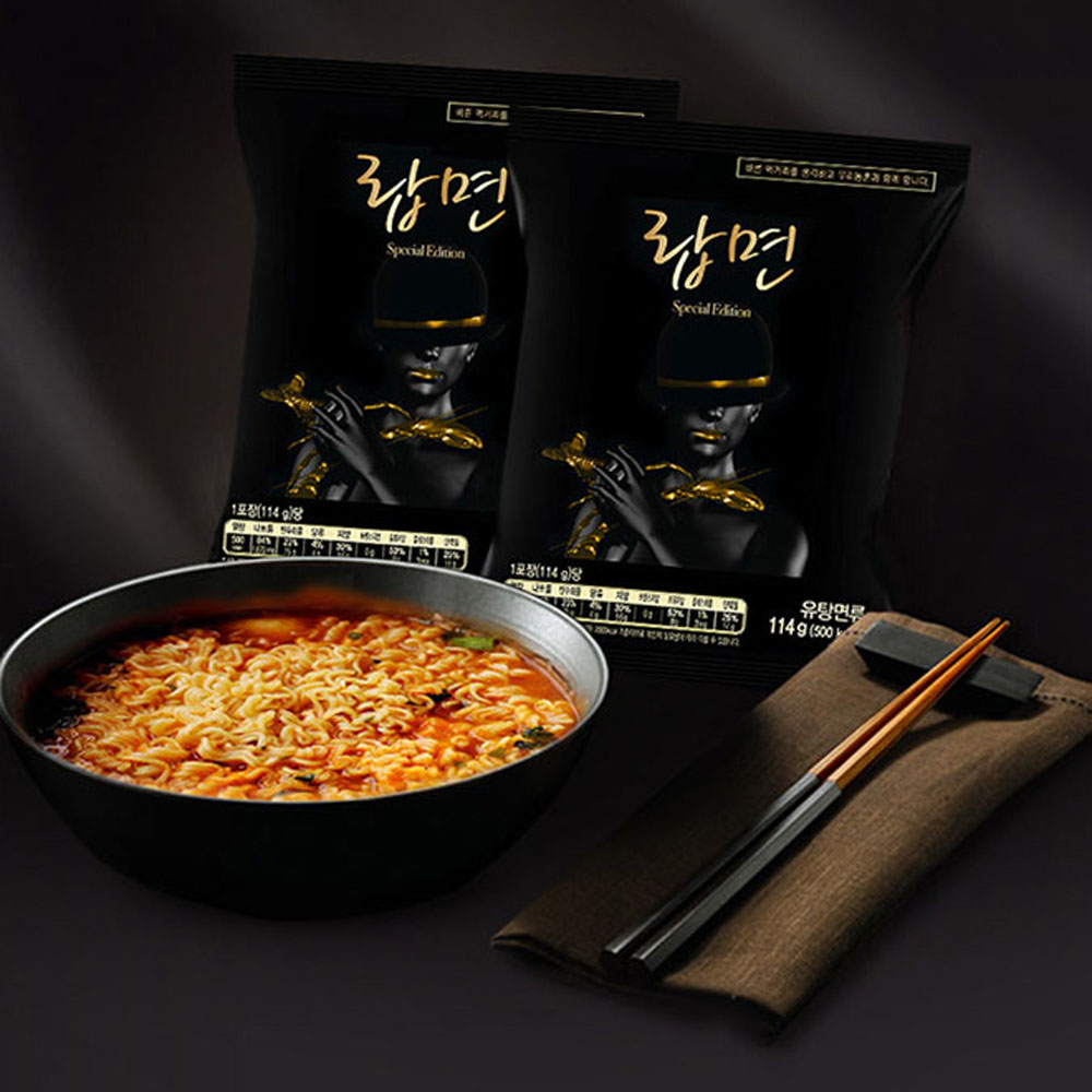 韓國gookmul 龍蝦馬鈴薯泡麵(114g)