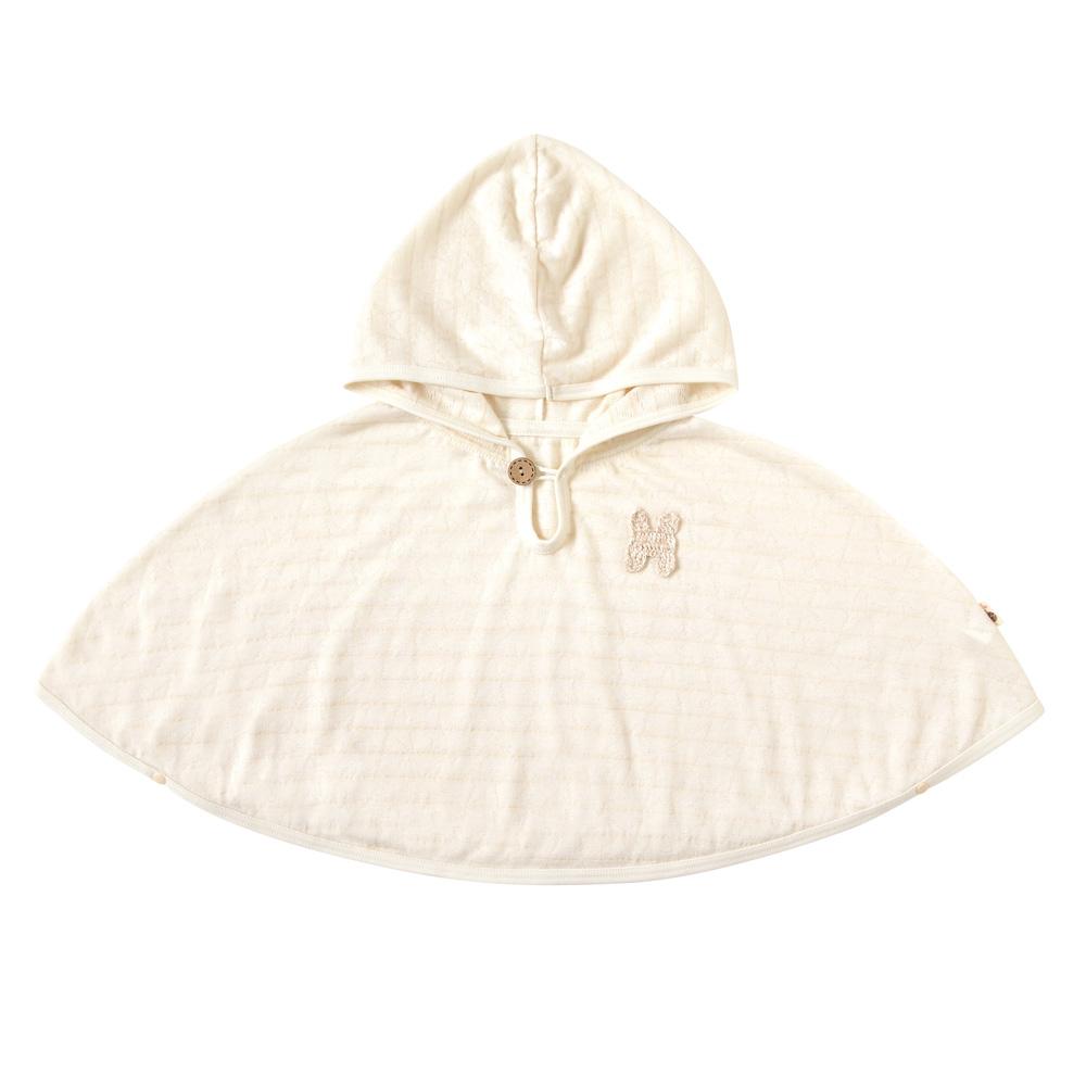 Hoppetta* 有機棉防紫外線保護披風