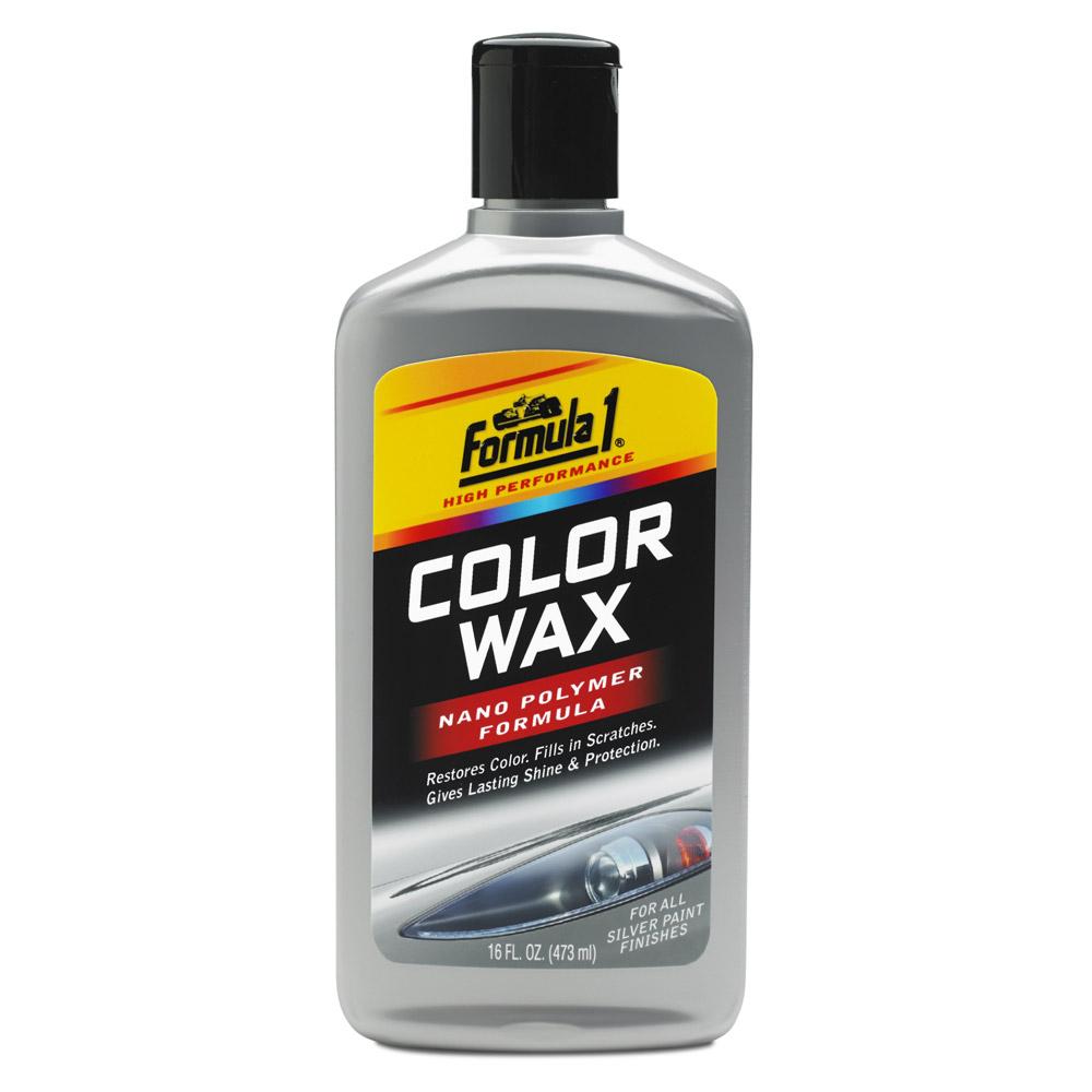 Formula1奈米色彩增艷蠟-銀灰色車系-急速配